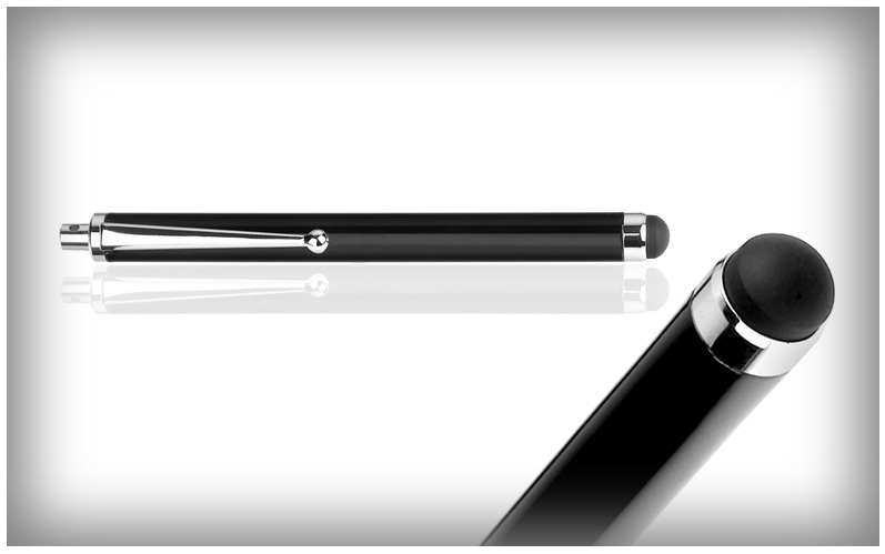 eingabe stift schwarz f r hp touchpad stylus pen neu ebay. Black Bedroom Furniture Sets. Home Design Ideas
