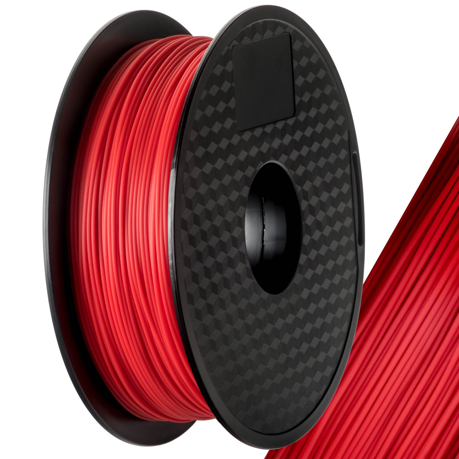 3d druck print pla filament rot spule f r 3d drucker 1kg 1 75mm spool red ebay. Black Bedroom Furniture Sets. Home Design Ideas